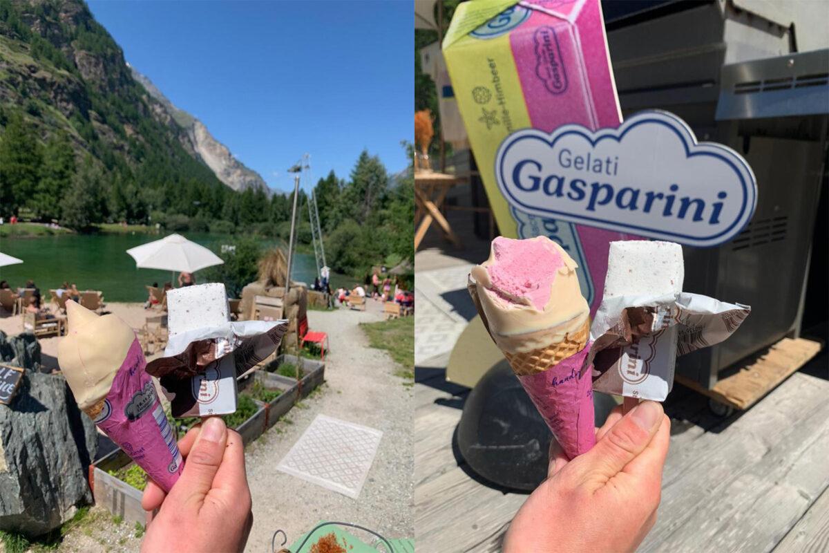 Gelati Gasparini: Unvergesslich gut durch pures Handwerk!