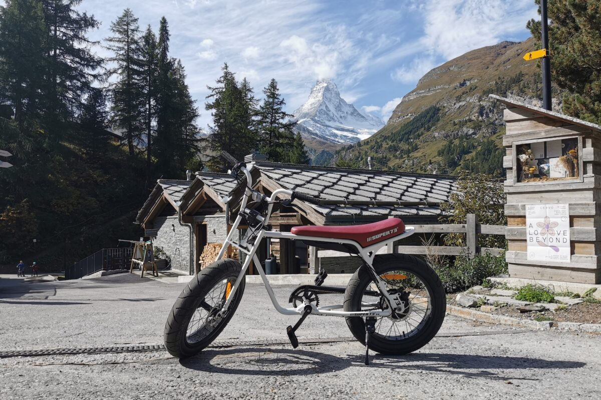 SUPER73 x CERVO – Abenteuer und Gastfreundschaft für einen nachhaltigen Urlaub verbinden
